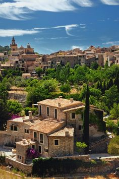 Valldemossa, Spain