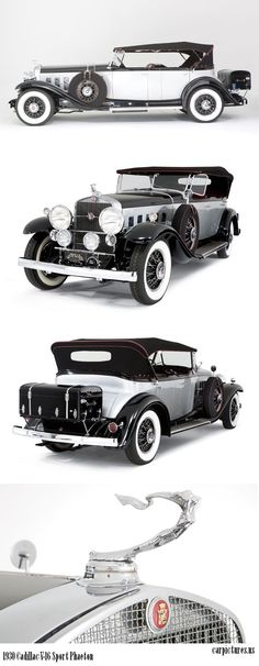 1930 Cadillac V-16 Sport Phaeton