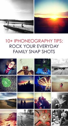 10 iPhoneography Tips *Do you burn through your phone's memory space from taking too many photos? If so, you absolutely have to see this! It's amazing! #LyveMoments #ad #photography