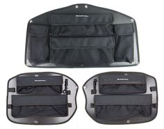 Trunk & Saddlebag Lid Organizers Combo
