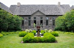 Little Red House: An Architect's Garden