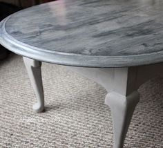 How to Create Faux Zinc on an Ethan Allen Coffee Table http://shizzle-design.com/2013/01/faux-zinc-on-ethan-allen-coffee-table.html