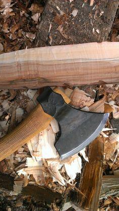 Tom Bartlett - Svante Djarv little viking axe.