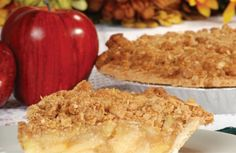 Apple Crumble #Recipes