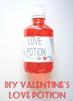 6th Street Design School | Kirsten Krason Interiors : DIY Valentine's Love Potion