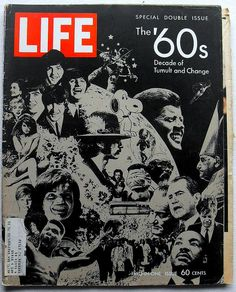 Life Magazine 1969, I remember this issue