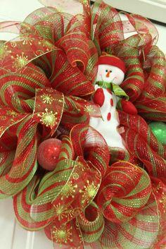 mesh wreaths - Bing Images
