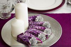 Decoraci n mesas on pinterest mesas navidad and table - Centros de mesa con pinas ...