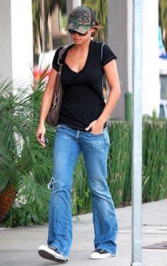 Purse - Rebecca Minkoff Nikki Bag Linked by: kitty Shirt - Daftbird V-Neck in Black Shoes - Converse All Star Slip On in Black