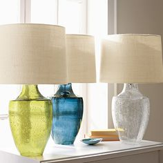 Optique Table Lamp with Lampshade