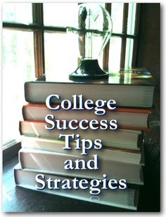 College Success Tips and Strategies - InfoBarrel