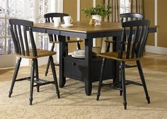dining room gathering tables fresco ii casual dining dining