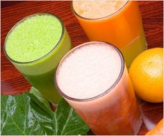 Great juicing recipes for beginners or seasoned pros! Plus a few tips to get you started.
