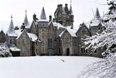 Ardverikie Estate in the Highlands of Scotland
