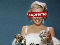 she was supreme wasn't she?