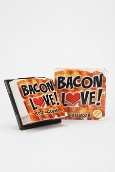 Bacon Love Calendar By Andrews McMeel Publishing