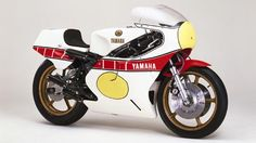 Yamaha YZR500 (1978) Kenny Roberts World Champion