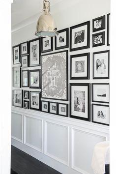 amazing gallery wall