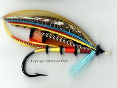Fly tying patterns