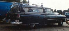 1956 Oldsmobile 88 Corbillard DeVriend