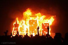 Megatropolis Goes Up in Flames