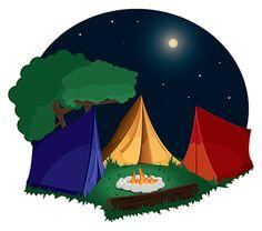 camping love it!!