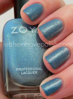 LTHP's swatches of Zoya's True Collection. YUUM!