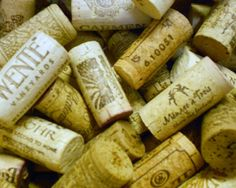 '200 Real Cork Wine Corks' is going up for auction at  7pm Mon, Nov 26 with a starting bid of $20.