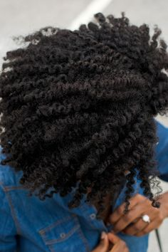 best twist out EVER!