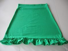 skirt tutori, sew, tshirt skirt, skirt patterns, skirts, ruffl, blondes, tshirtskirt, t shirts