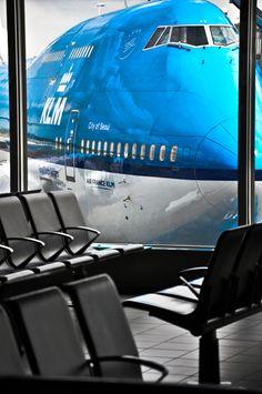 KLM Boeing 747-400 ☛ www.surus.org
