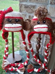 Monkeys for your monkeys!