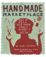 An inspiring book to jump start your own craft business.