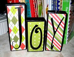 2x4 Joy Blocks
