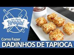 dadinhos de tapioca