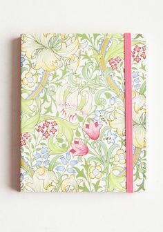 Morning Garden Pocket Planner