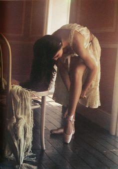 ballerina by Caroline Arber