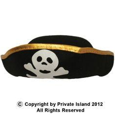 Child Pirate Hat 156
