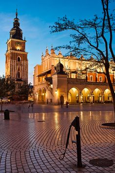 Krakow Sunset, Poland...