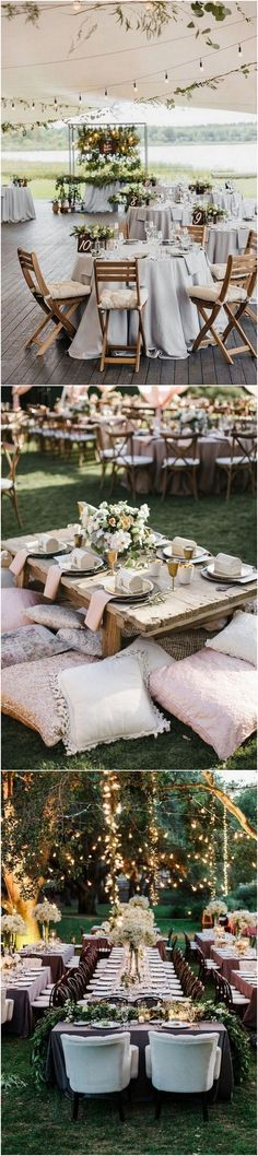 boho chic outdoor we