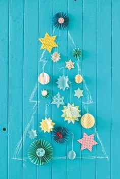 xmas trees, christmas tree ideas, christma tree, diy tree, christmas ornaments, paper trees, christmas ideas, christmas trees, diy christmas