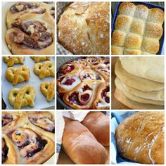 Shopgirl: Baking with Yeast - Recipe Collection