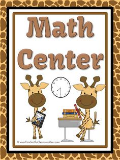 fern, teach math, educ idea, classroom activ, math idea, classroom ideas, back to school, centerst idea, teach idea