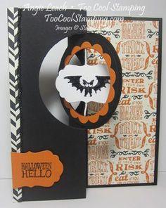 Hello halloween spinner