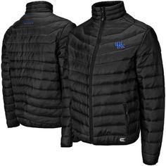 Kentucky Wildcats Avalanche Full Zip Storm Jacket - Black