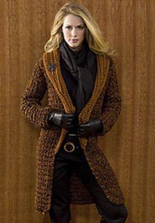 St Petersburg Coat, free crochet pattern by Kim Guzman