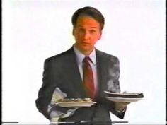 1990 Shoney's commercials w/Tom Parks The comedian tells you where to go for the best seafood in town in these two quick spots for the restaurant from March 1990.