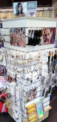 We spy a whole lot of Katy Perry accessories from the #KatyPerryPRISMCollection!