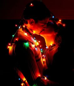 LOVE this! Christmas lights picture:)
