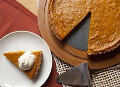 Cascadian Farm Cinnamon Crunch Pumpkin Pie #12daysofpie